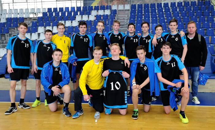 Команда юношей Самарской области - чемпион страны